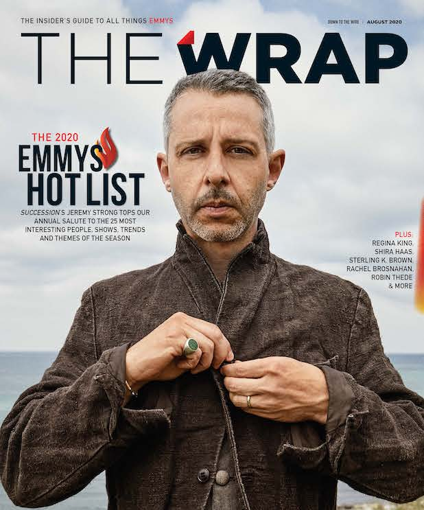 TheWrap Emmy Magazine Hot List 2020