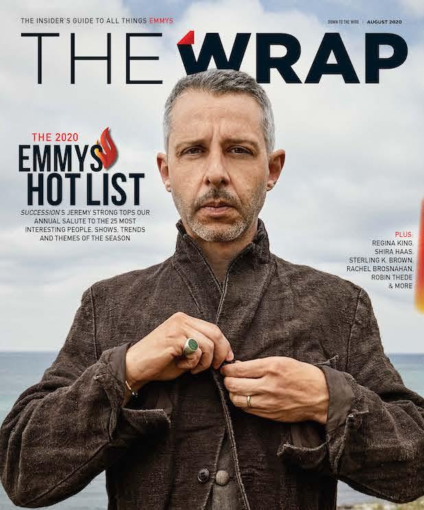TheWrap Emmy Magazine Hot List 2020