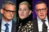 Paul Telegdy, Ellen DeGeneres, Norman Pearlstine