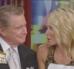 Regis Philbin farewell special Live with Kelly and Ryan