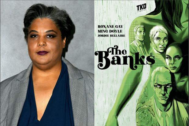 Roxane Gay The Banks