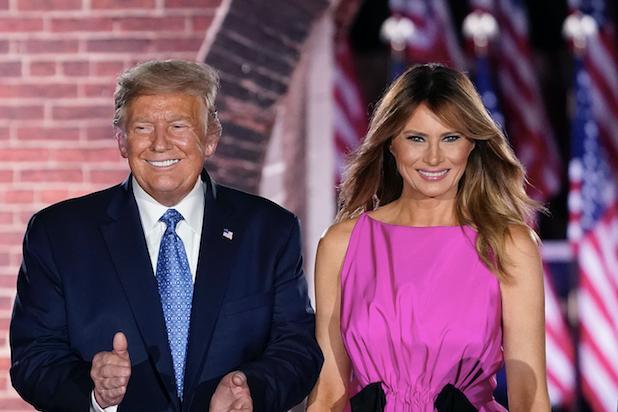 Donald Melania Trump