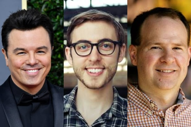 Seth MacFarlane, Colin Levy, Mike Sundy