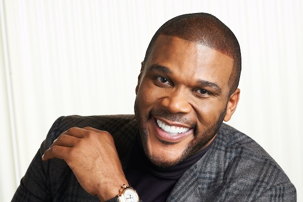 Tyler Perry to Receive Film Academy's Jean Hersholt Humanitarian Award