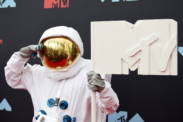 VMA Moon Man