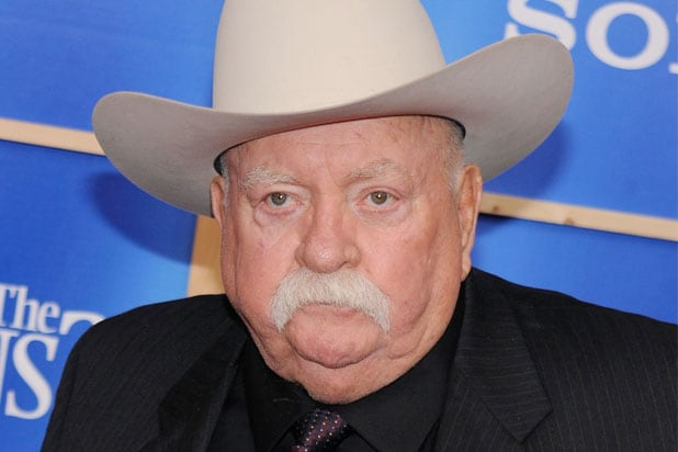 IMG WILFORD BRIMLEY, American Actor and Singer