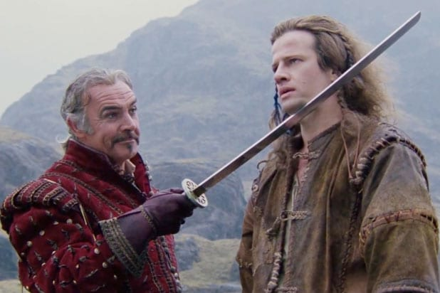 highlander sean connery