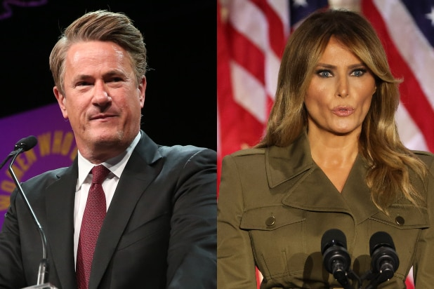 Joe Scarborough Melania Trump RNC 2020