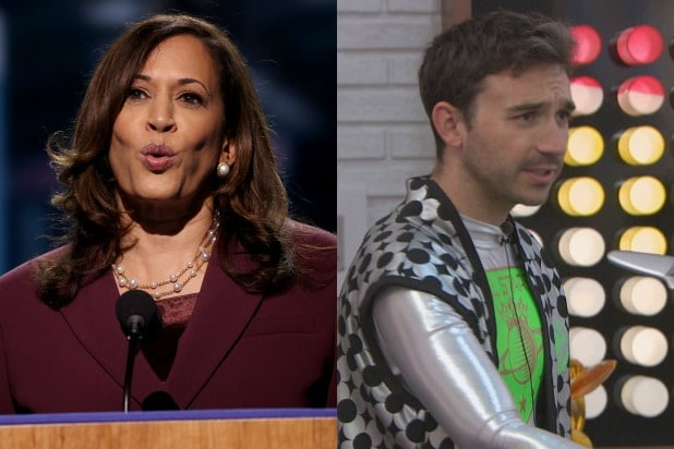 kamala harris dnc big brother
