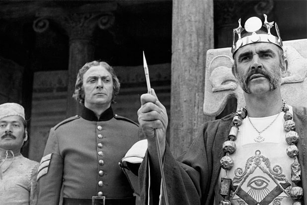 man who would be king sean connery michael caine