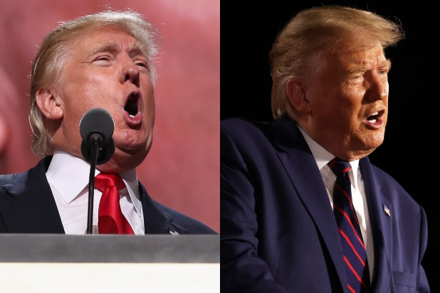 Trump 2016 2020