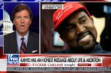 tucker calson thinks kanye west is the greatest conservative ever