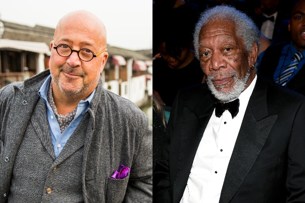 Morgan Freeman, Chef Andrew Zimmern Aim to Save Food Service Industry With Support for Restaurants Act (Video)