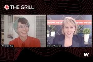 TheGrill 2020 Spotlight Conversation with Miranda July