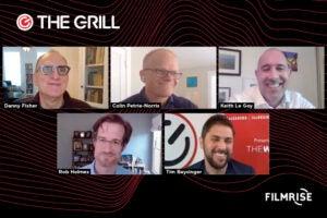 TheGrill 2020 Streaming Revolution panel