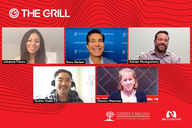 TheGrill 2020 Gaming Next Level panel