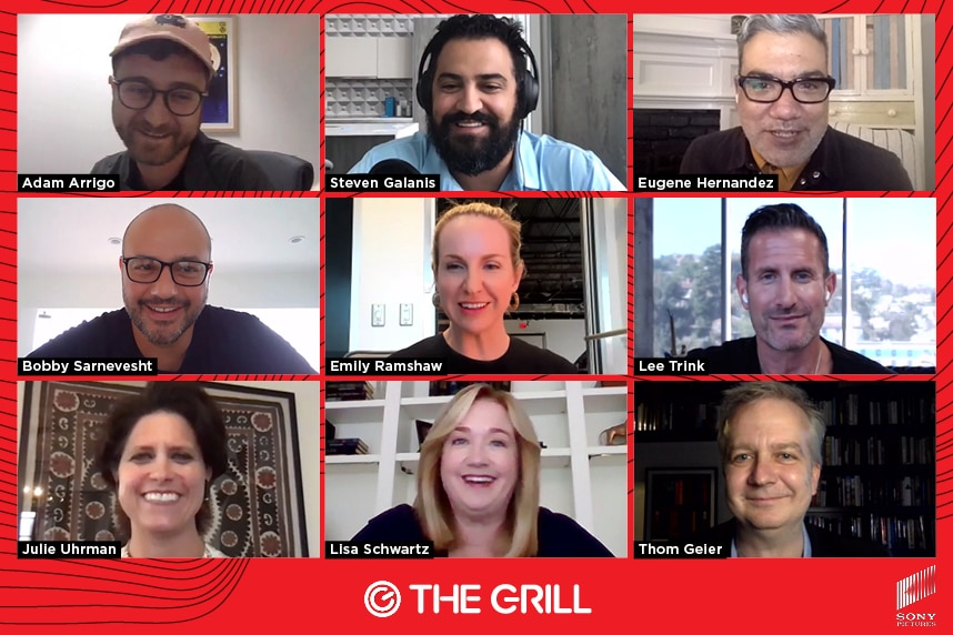 TheGrill 2020 Innovators panel
