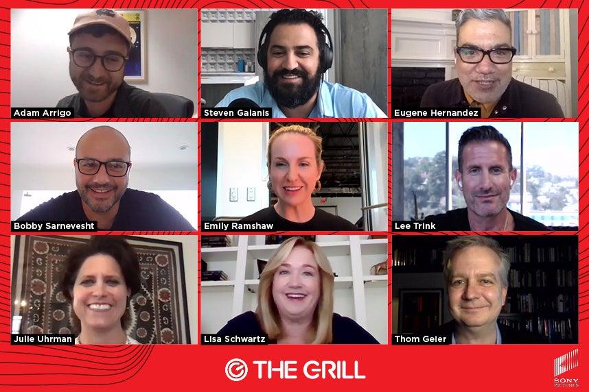 TheGrill 2020 Innovators panel
