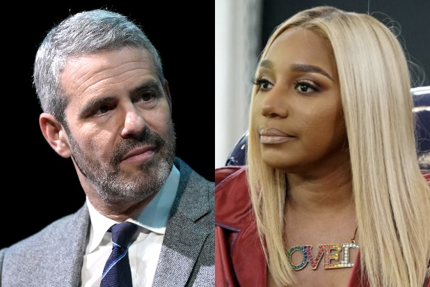 NeNe Leakes Calls Andy Cohen 'You Ole…