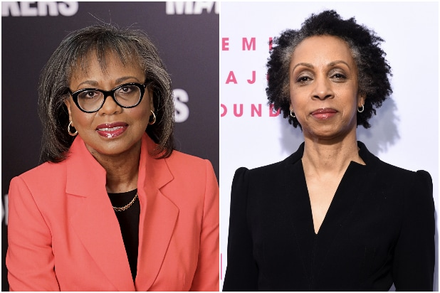 Anita Hill Nina Shaw The Hollywood Commission