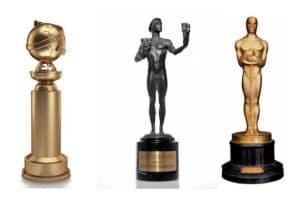 Golden Globe SAG Award Oscar