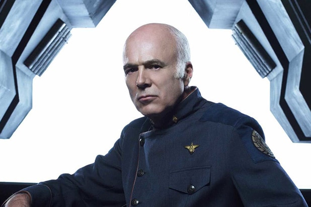 Battlestar Galactica Michael Hogan