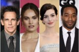 Lockdown Ben Stiller Lily James Anne Hathaway Chiwetel Ejiofor