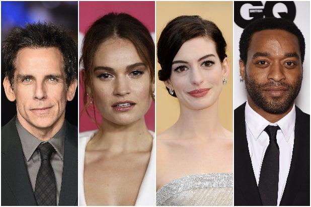 Lockdown Ben Stiller Lily James Anne Hathaway Chiwetel Ejiofor