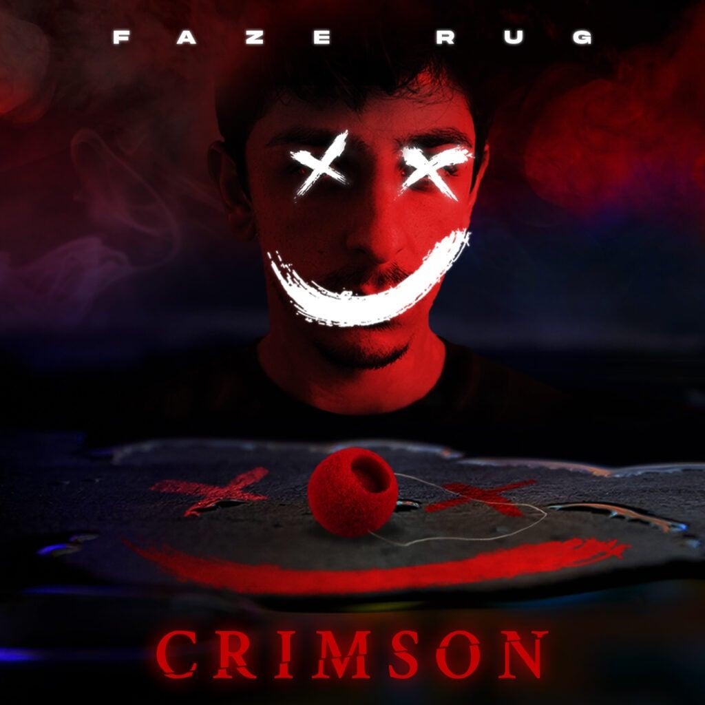 Crimson FaZe Clan FaZe Rug