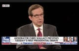 Chris Wallace presidential debate