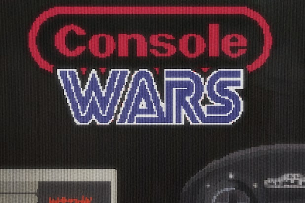 Console Wars Poster Cropped