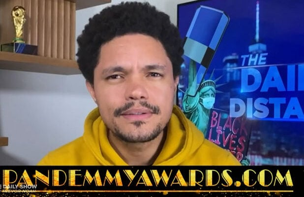 Daily Show Pandemmys
