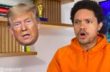 Daily Show Trevor Noah Trump Biden Debate