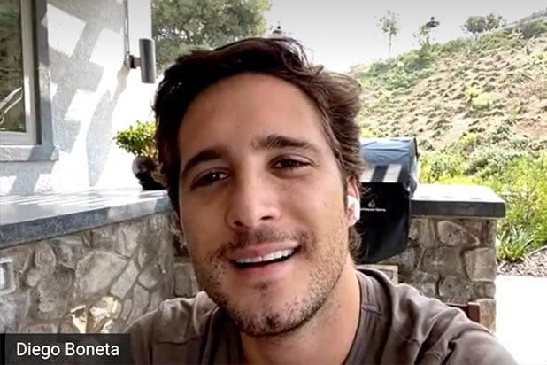 Diego Boneta Explains Why 'New Order' Is His First Mexican Film (Despite Being Mexican)