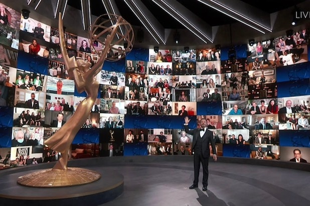 Emmys broadcast 2020