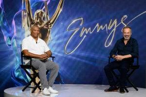 REGINALD HUDLIN, IAN STEWART Emmys