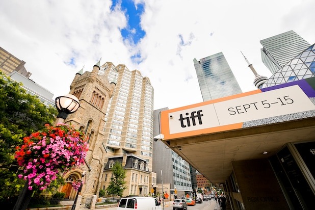 Toronto International Film Festival TIFF