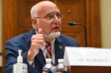 CDC Director Robert Redfield