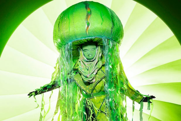 Jellyfish Masked Singer