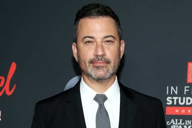 Jimmy Kimmel: Donald Trump Has the Country 'On the Brink of a Civil War' (Video)
