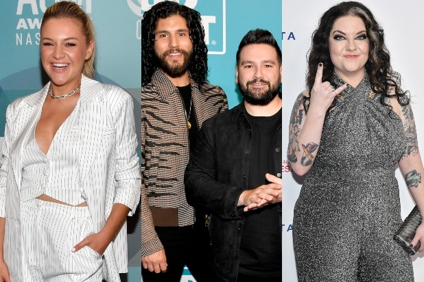 Kelsea Ballerini, Dan + Shay, Ashley McBryde among top nominees for 2020 CMT Music Awards
