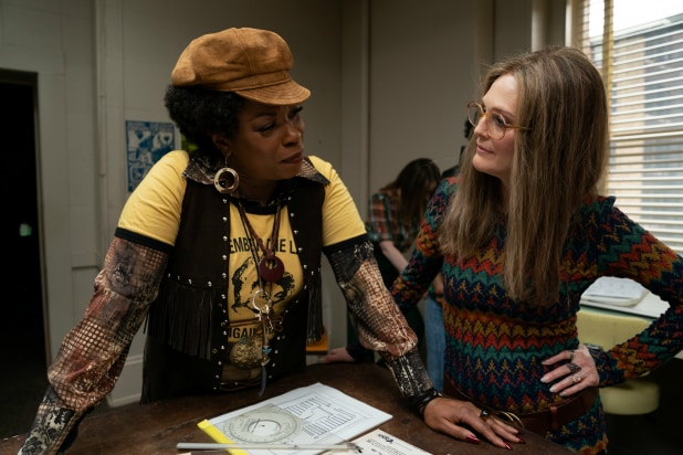 'The Glorias' Film Review: Ms. Steinem's Extraordinary Life Deserves a Better Biopic thumbnail