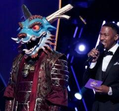 Masked Singer Dragon Busta Rhymes