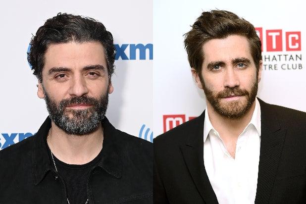 Oscar Isaac Jake Gyllenhaal