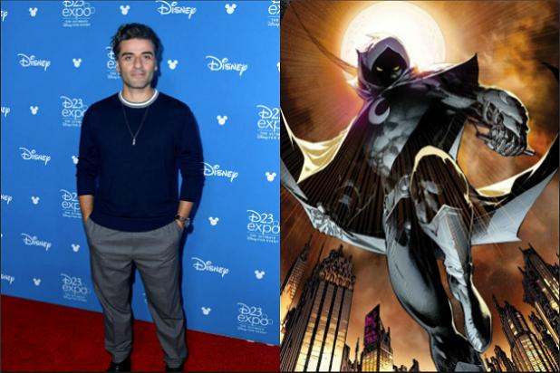 Fim do mistério! Oscar Isaac fecha acordo com a Marvel Studios para ser o  Cavaleiro da Lua