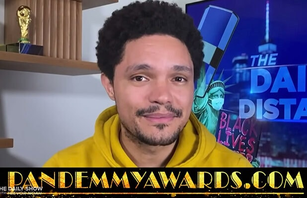 Pandemmys The Daily Show With Trevor Noah