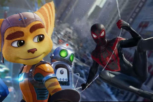 Ps5 November Release Ratchet and Clank Miles Morales