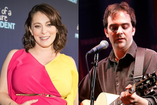 Rachel Bloom, Adam Schlesinger