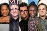 Regina King, John Oliver, Dan Levy, Uzo Aduba, Mark Ruffalo