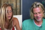 Jennifer Aniston Brad Pitt Fast Times at Ridgemont High Reunion